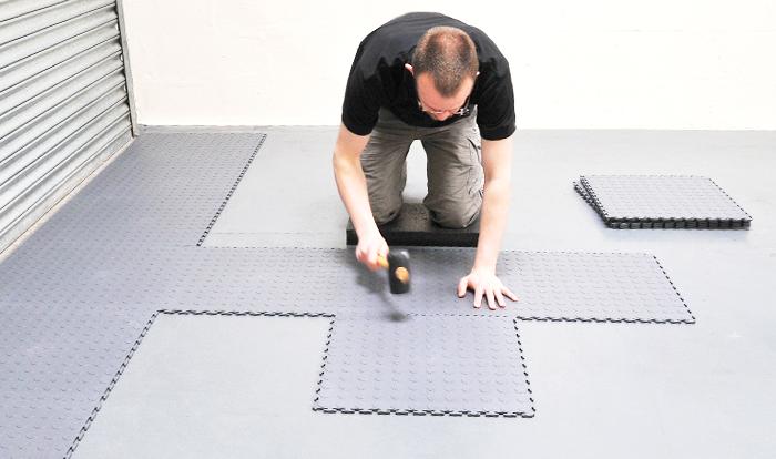 Garage Flooring Guide Fitting Garage Flooring by Dura Ltd