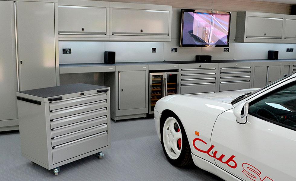 Residential Car Garages by Dura Garages