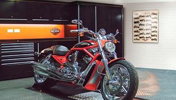 Motorbikes Garages
