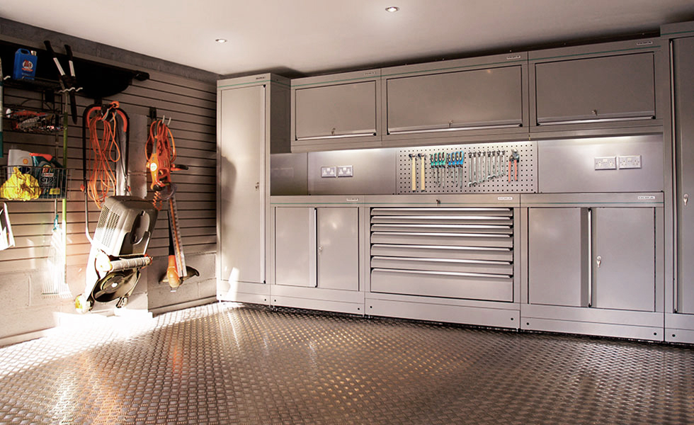Dura modular cabinets and storage solutions