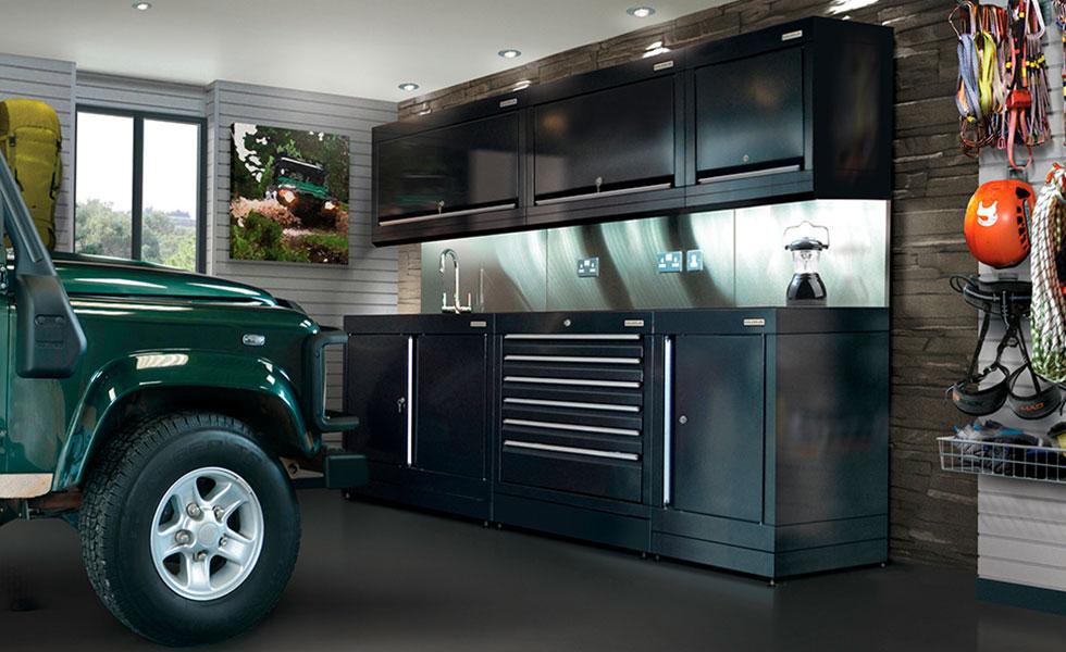 Lifestyle Garages