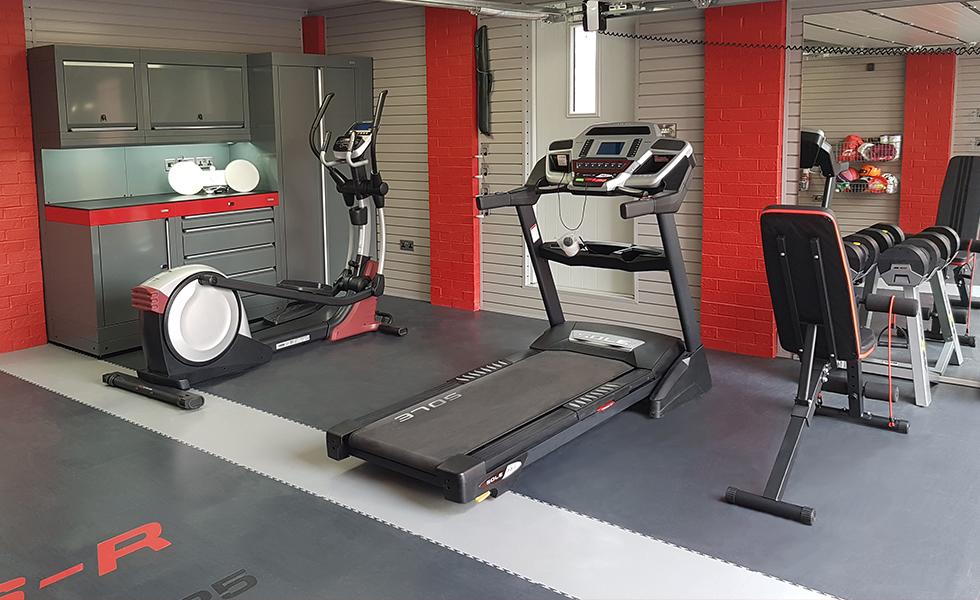Fitness Garages