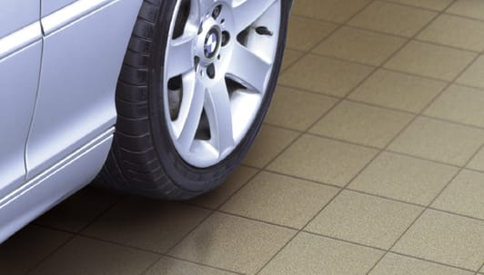 Porcelain Tile The Ideal Surface For Garage Flooring Vault Garage