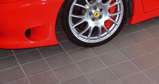 Garage Flooring Garage Floor Tiles From Dura Garages