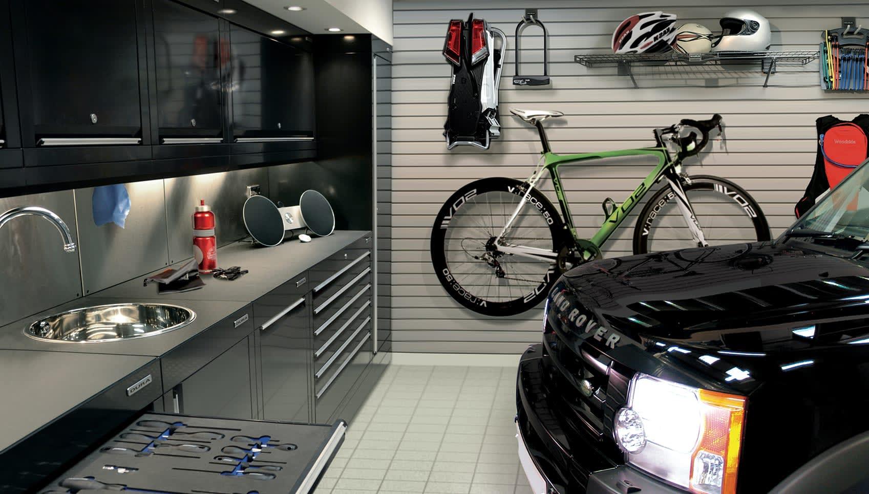 Family Garage Amp Home Storage Solution From Dura Garages