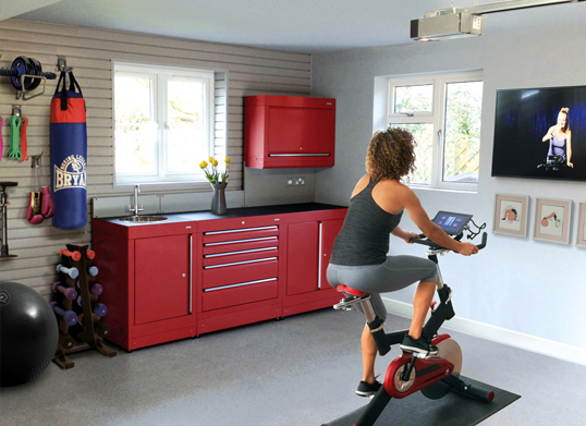Garage Gym Fit-Out