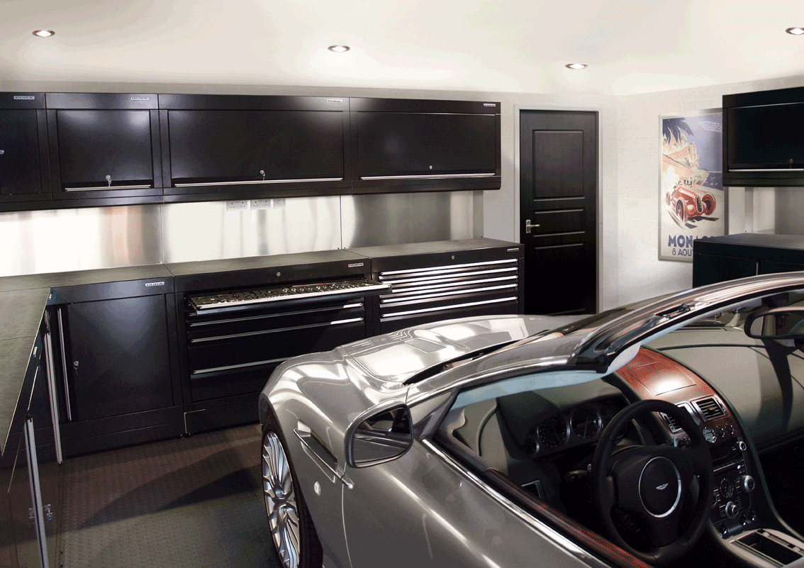 Luxury Garage Storage For Your Home